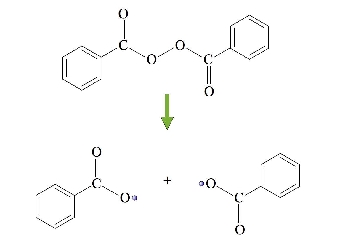 radikale polymerisation ethen